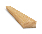 Planed beam