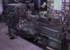 1А62Г The machine turning and screw-cutting with