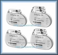 Two-chamber electropacemaker of Biotronik Effecta