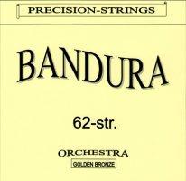 Струны для музыкальных инструментов бандура БНД-62