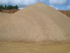 Sand, white