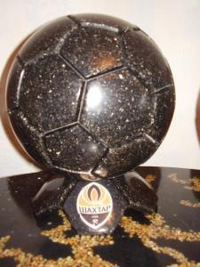 Ball souvenir of a stone