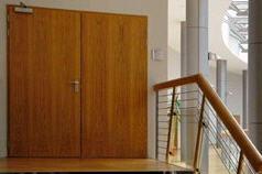 Двери деревянные Mercor EI30/EI60