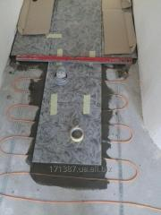 Accessories for underfloor heating