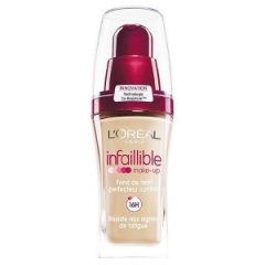 L oreal infaillible, foundation