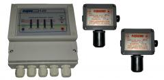 Сигнализаторы газа и датчики газа промышленные для