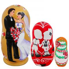 Gifts for the wedding