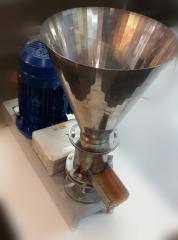 Colloidal mill (homogenizer) for preparation of