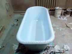 Реставрація ванн Відновлення ванн