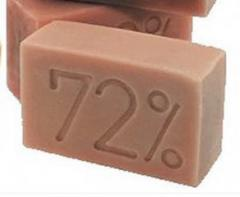 Laundry soap of 72% 200 g Zaporizhia