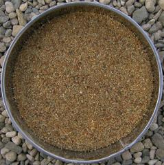 Кварцевый песок фракция 0,8-1,2 мм Sand 08-12