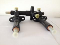 """Инжектор черный JD 611 — SL-2-1/2 , вх/вых — 1/2"""""""