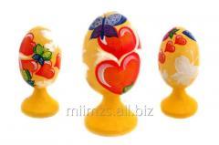 El huevo Happy Birthday R de madera - 26у