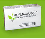 NORMALIZER purity guarantee of health!