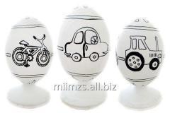 Яйцо деревянное DIY Р - 116