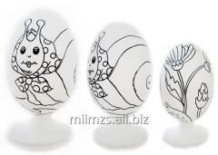 Яйцо деревянное DIY Р -  117