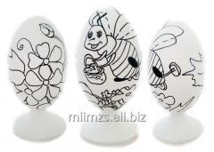 Яйцо деревянное DIY Р -  118