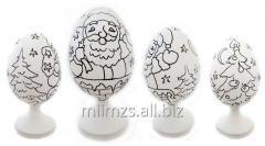 Яйцо деревянное DIY Р - 122
