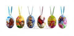 El huevo Set Animals S de madera - 14