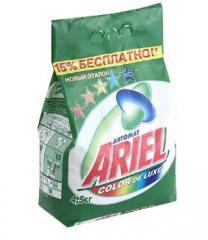 Порошки стиральные Ариэль
