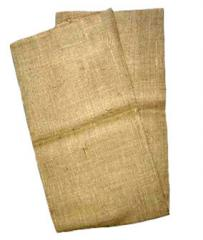 Bags are jute