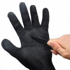 Protective mittens from hi-tech material which