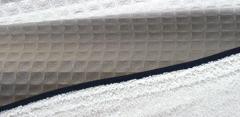 Ткани полотенечные вафельные