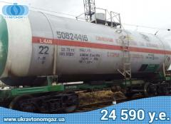 ЖД вагон 75 м3,  железнодорожная цистерна...