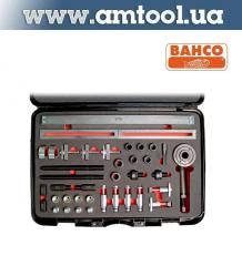 Universal set of the tool for removal of injectors