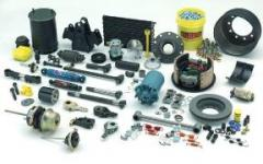 Accessories for forklift trucks