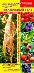 Максимарин гель для растений, рассады, кустарников