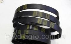 Belts of generator drive