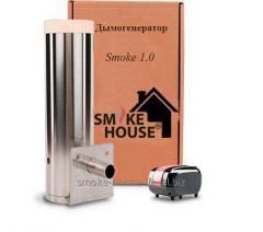 Smoke tender units