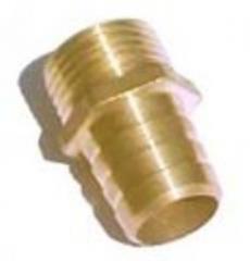 Union 3/4H x 18 brass