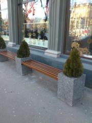 He bench is modular