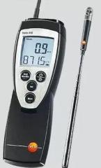 Anemometer manual vane testo 416