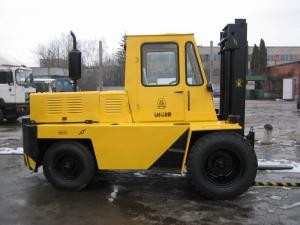 Loader Lviv 40810, diesel