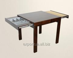 Τραπέζι της κουζίνας συρόμενη 81 * 80 * 76