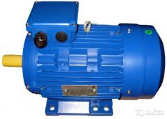Electric motor single-phase AI1E90L2 power, kW of