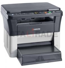 Kyocera ECOSYS FS-1020MFP + the certificate on gas