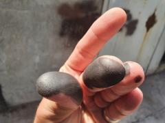 Antifriction graphite