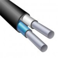 Aluminum power cable