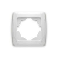 Рамка 1м Viko белая