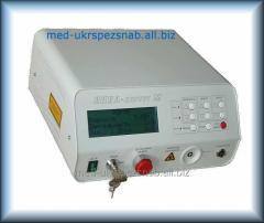 The green diode laser for cosmetology and