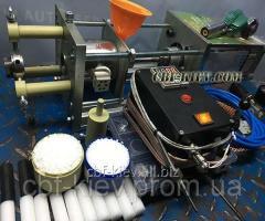 Equipment for repair of spherical SJR 3