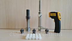 Equipment for spherical suppor