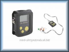 Rejestrator codziennego EKG na urządzeniu Holter HEACO BI6600