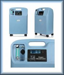 Oxygen concentrator HEACO of 5 liters M50