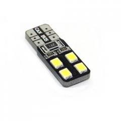 Led лампи T10 W5W 8SMD 2835 Canbus