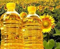 The sunflower oil refined for export 780 USD CIF